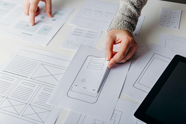 Webdesign en realisatie